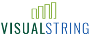 visual string logo